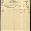 Bank statement of Wayne Schrack, Sr., dated June 30, 1936, shows a balance of $19.15.