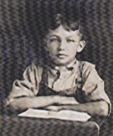 Wayne, 7 yrs old, 1921.