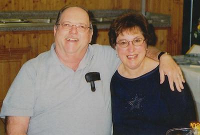 Steve and Carol Werner.