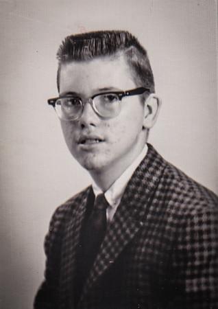 Steve Werner, 1965.