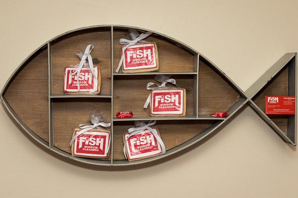 Fish Window Cleaning Ribbon Cutting Opening-10