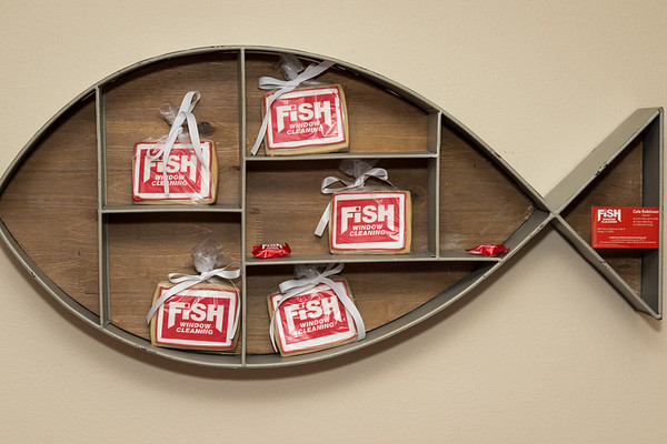 Fish Window Cleaning Ribbon Cutting Opening-7
