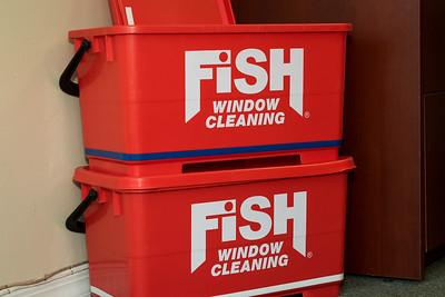 Fish Window Cleaning Ribbon Cutting Opening-13