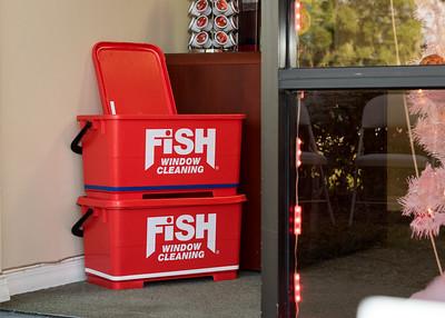 Fish Window Cleaning Ribbon Cutting Opening-15