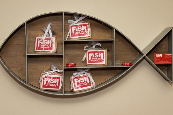 Fish Window Cleaning Ribbon Cutting Opening-11