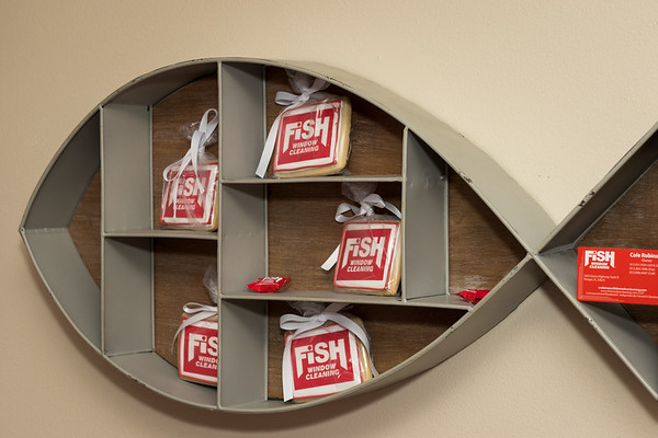 Fish Window Cleaning Ribbon Cutting Opening-6