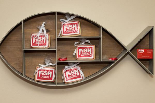 Fish Window Cleaning Ribbon Cutting Opening-8