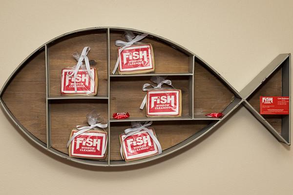 Fish Window Cleaning Ribbon Cutting Opening-9