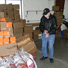 <b><i>BOY SCOUT FOOD DRIVE</i></b> - December 12, 2009  Young and old alike pitched in to help make it a great day for the Food Pantry!
