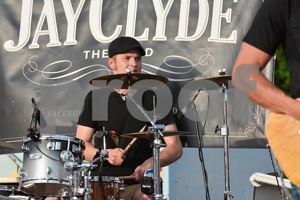 Jake Merritt - Jay Clyde Band