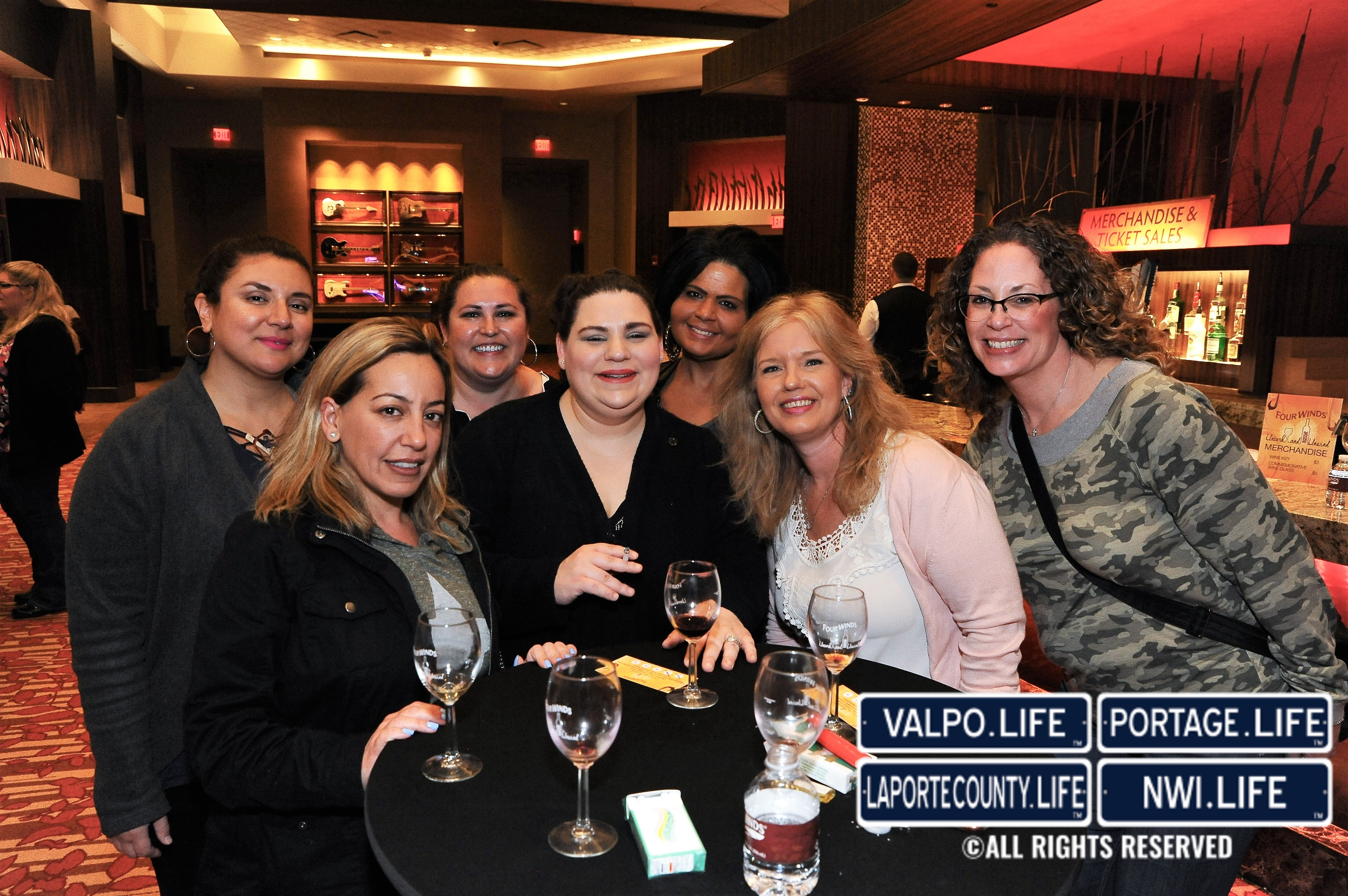 Four Winds Casinos Uncork And Unwind 2019