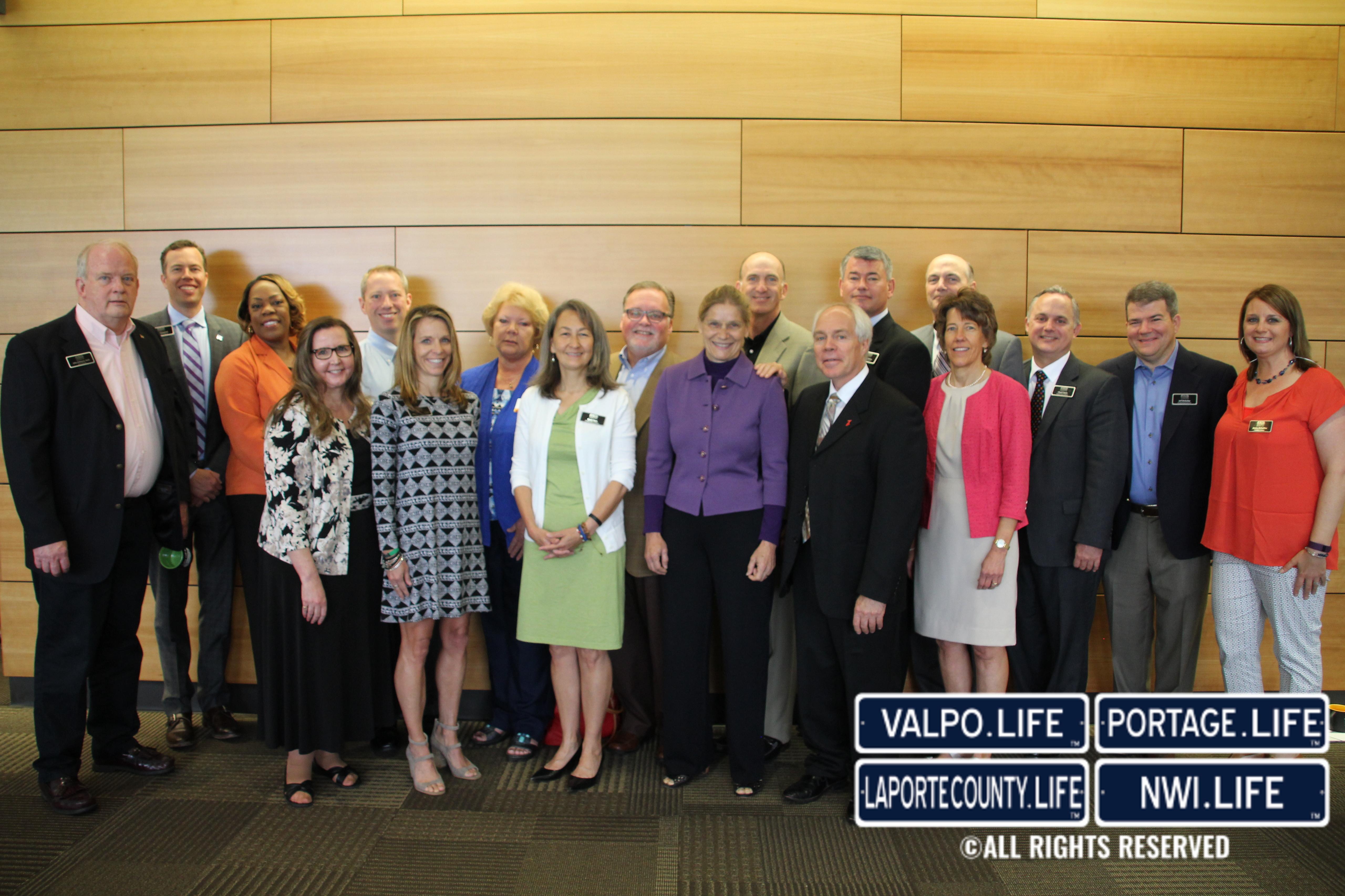 Porter-Starke Services Living Health, Balance and Hope Symposium 2017