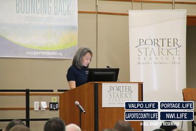Porter-Starke Services' Living Health Balance Hope Symposium 2015