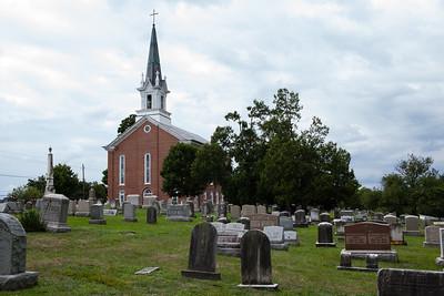 Altalaha Evan. Luth. Church and Cemetery, Rehrersburg, PA