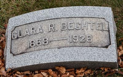 Clara R. Bechtel, 1868 - 1928