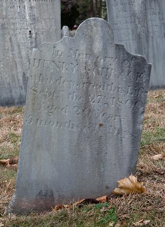 Henry Schrack, Sept 27, 1800,