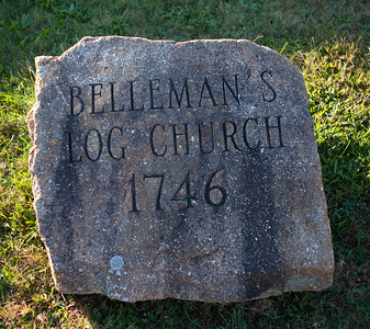Belleman's Log Church 1746