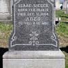 Isaac Sieger, Feb 10, 1818 - Dec 10, 1894