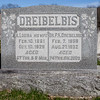 Husband: Dr. Perry K. Dreibelbis, Feb 7, 1858 - Aug 27, 1932. Son of Manasses K. Dreibelbis and Christina Klein.<br /> <br /> Wife: Louisa (Seip) Dreibelbis, Feb 10, 1861 - Oct 10, 1928. Daughter of John Brobst Seip and Maria Magdalena Riegelman.