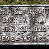 Daniel Arndt, Aug 7, 1841 - Jan 30, 1926. (some sources say born July 7, 1841). Son of Henry Arndt and Elisabeth Bower.<br /> <br /> Husband of Lovina Strausser. Parents of Arthur Eugene Arndt.