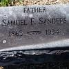 Samuel F. Sanders, 1863 - 1934