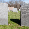 Left stone: Amelia Dietrich, Oct 18, 1844 - Mar 2, 1920.<br /> <br /> Henry W. Dietrich, Jan 11, 1840 - May 16, 1895.
