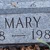 E. Mary Sunday (Mary Ellen), March 5, 1898 - Jan. 1981. Daughter of Irvin Rahn Sunday and Ellen Missouri Seip.
