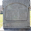 Emma Linore (Deisher) George, Nov 26, 1864 - June 14, 1923. Wife of Jonathan B. George. Daughter of Daniel Deisher and Lovina Stein. <br /> <br /> Emma and Jonathan are parents to Katie L. (George) Libensberger.