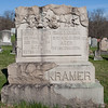 Father: Frank D. Kramer, Oct 3, 1859 - Aug 21, 1936. Son of George Kramer and Catherine Dietrich.<br /> <br /> Mother: Esther A. Fraunfelter, 'Hettie', May 12, 1861 - Feb 20, 1914. Daughter of Adam Frauenfelder and Lavina Lenhart.<br /> <br /> Parents of George R., Mattie M., Herbert, Clara E. A., and Harvey S. J. Kramer.