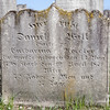 Daniel Will Aug 13, 1798 - Apr 10, 1871.<br /> <br /> Husband of Catherine Noecker, May 15, 1821 - Jan 17, 1901. Their children are: Jacob, Daniel, Anna Maria, Jeremiah, Catherine, William W., Susanna and Lucy A. Will.