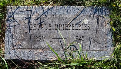 George Driebelbies, 1890 - 1945