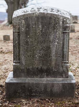 Sarah T. Faust, 1832 - 1907