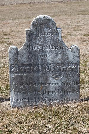 Daniel Maher, Oct 30, 1768 - ___ 28, 1843...