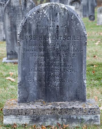 Joseph Rentschler, sone of Michael and Anna Maria Rentschler. 1842 - 1876