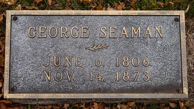 George Seaman, 1806 - 1873