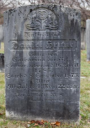 Daniel M. Henne, 1785 - 1875