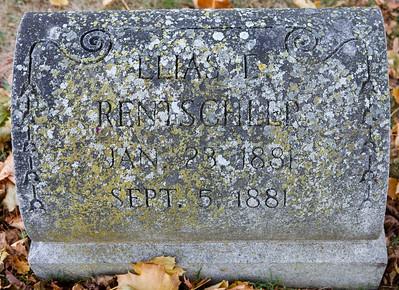 Elias E. Rentschler, 1881 - 1881