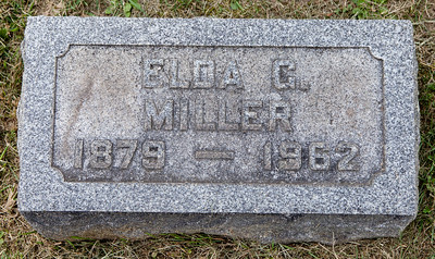 Elda G. Miller, 1879 - 1962