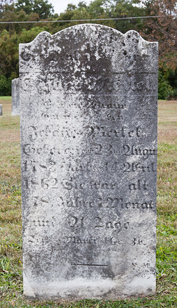 Johan Merkel? 23 ___1782, 14 April 1862... 78 y, __ m, 21 d. If anyone knows to whom this stone belong, please send details to me via email or comment to this image. Thank you.