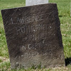 Lawrence Z. Rothermel, born 1717 in Germany, died 1758.