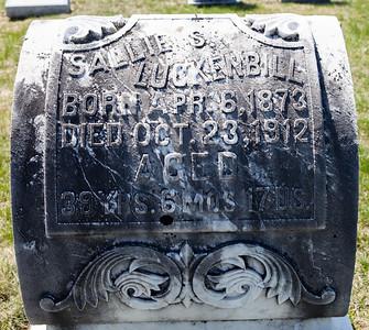 Sallie S. Luckenbill, 1873 - 1912