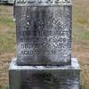 Lizzie H. Kline, wife of George H. Schadler, Nov. __, 1860 - Apr. 6, 1898