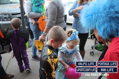2014 Duneland Chamber Downtown Trick or Treat