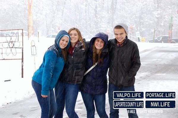 2015 Porter County Parks & Recreation Winter Lights Festival