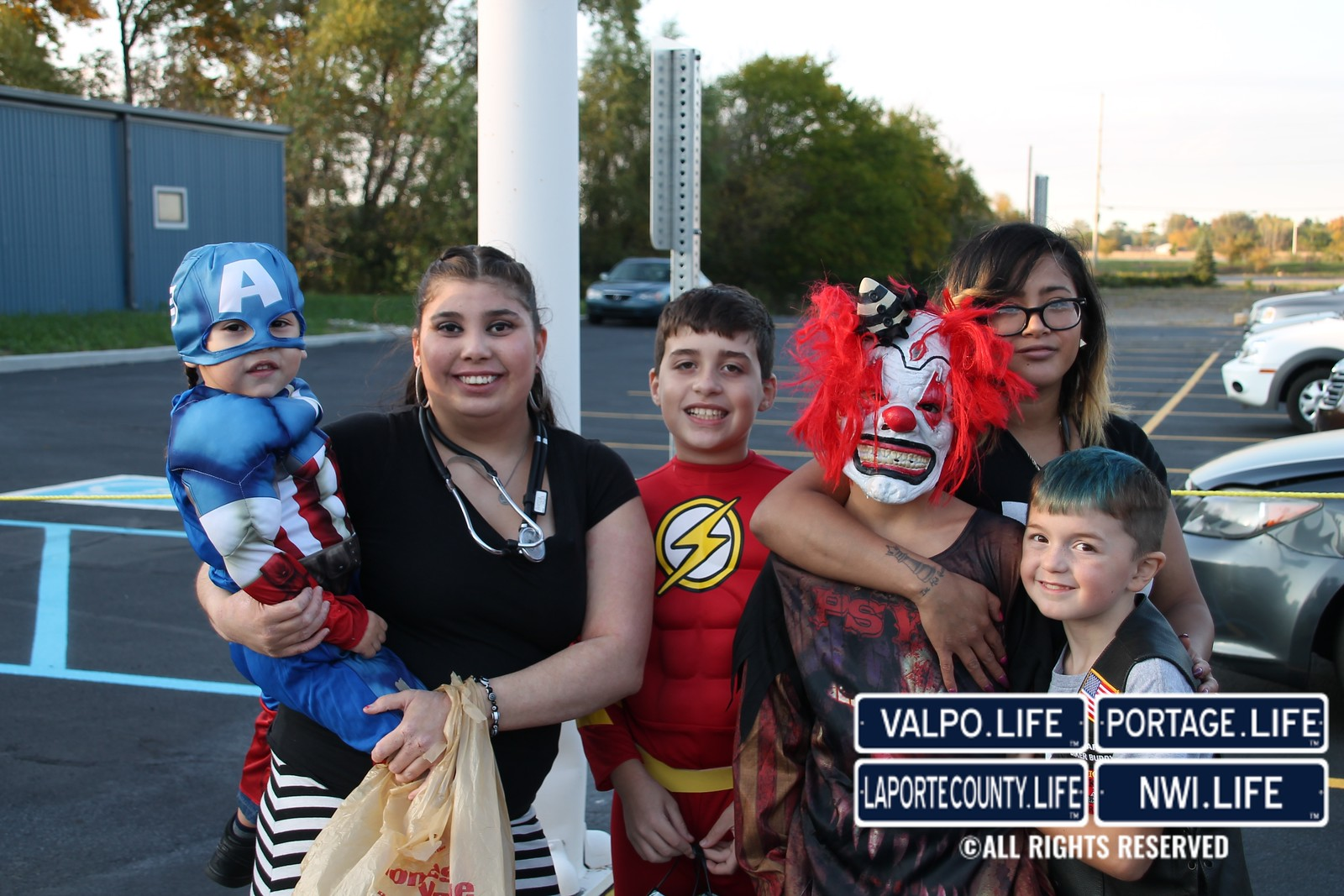 2016 Northshore Health Centers' Trunk or Treat