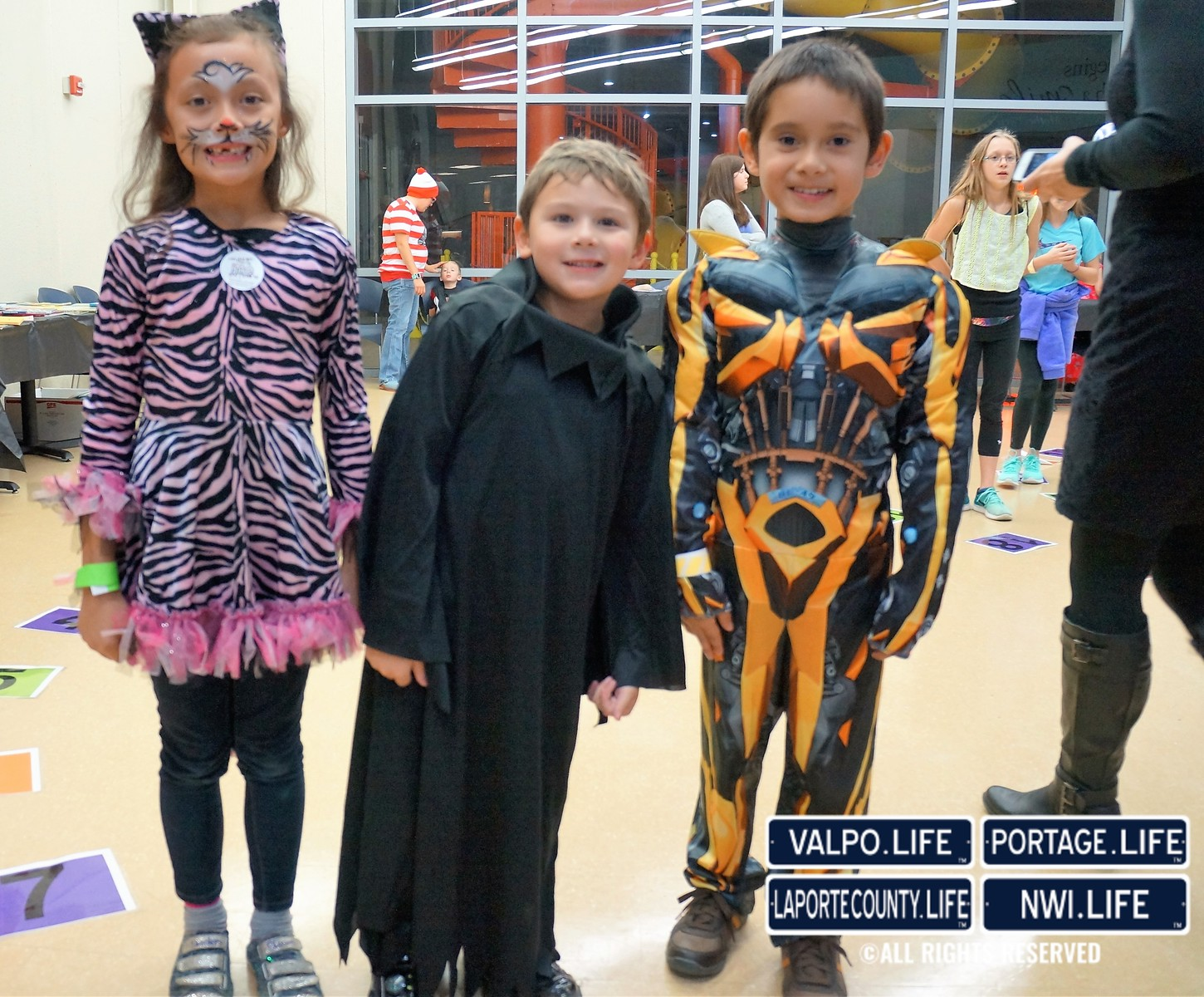 Halloween at the Valparaiso Family YMCA 2016