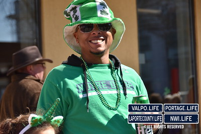 Michigan City St. Patrick's Day Parade 2020