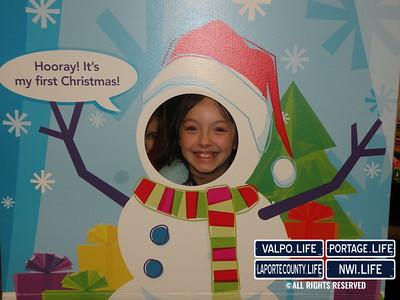 Santa and Northshore Health visit BGCPOCO-South Haven