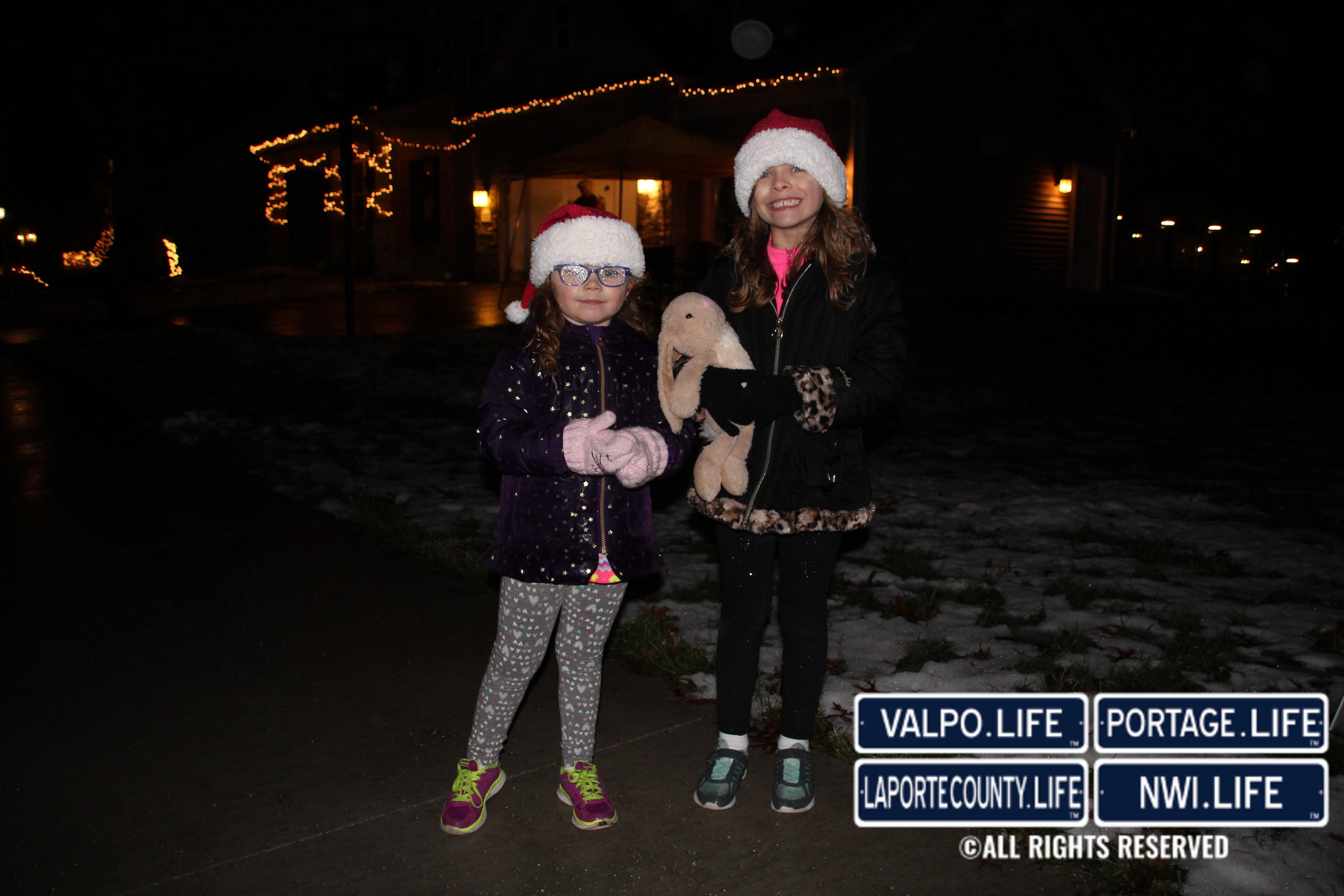 Valpo Luminary Walk 2018