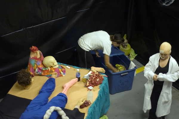 Indialantic Halloween Haunted House 2007
